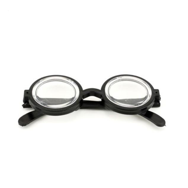 Halloween Wizard Nerd Eyeglasses Costume Accessory