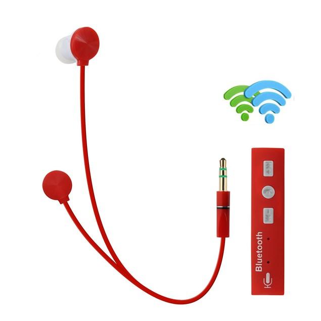 Wireless Bluetooth Headset Stereo Earphones