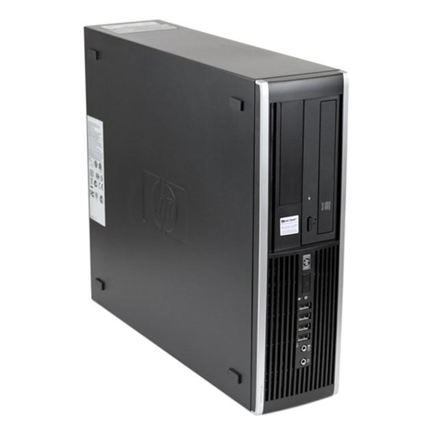 HP 8000 Elite Desktop (3.0 GHz Core 2 Duo, 4GB RAM, 250GB HDD, Windows 10)