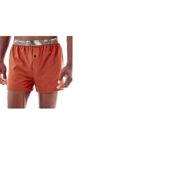 2 Pack: Mossy Oak Men's Knit Boxers