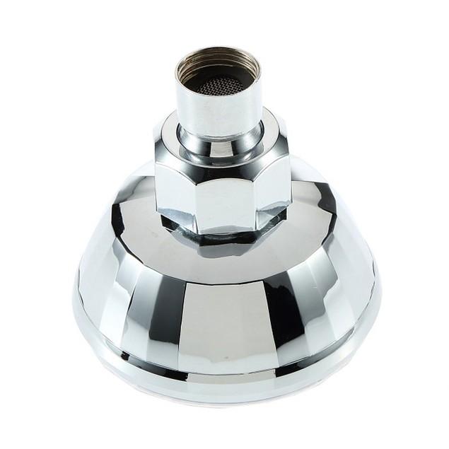 Adjustable Automatic 360 7 Color LED Shower Head Facut Home Bathroom
