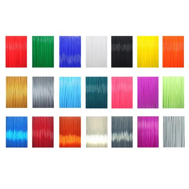 10x Print Filament ABS Modeling For 3D Drawing Printer Pen