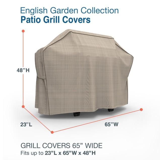 Rust-oleum Heavy Duty Waterproof BBQ Grill Cover