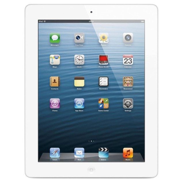 Apple iPad 2 MC979LL/A (16GB, WiFi, White) - Grade A