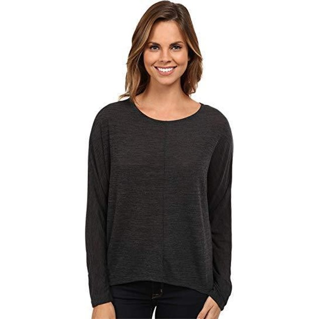 Gabriella Rocha Women's Charming Knit Top Granite XS
