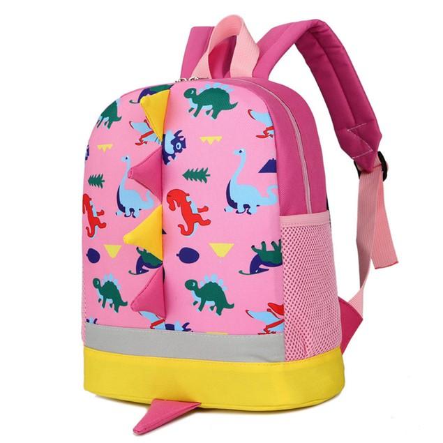 Baby Kids Bear Pattern Camouflage Backpack Toddler School Bag