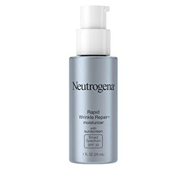 Neutrogen Repair Anti-Wrinkle Face Moisturizer, with SPF 30 Sunscreen