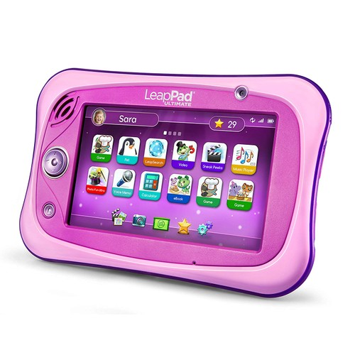 LeapFrog LeapPad Ultimate Ready for School Tablet (Pink)