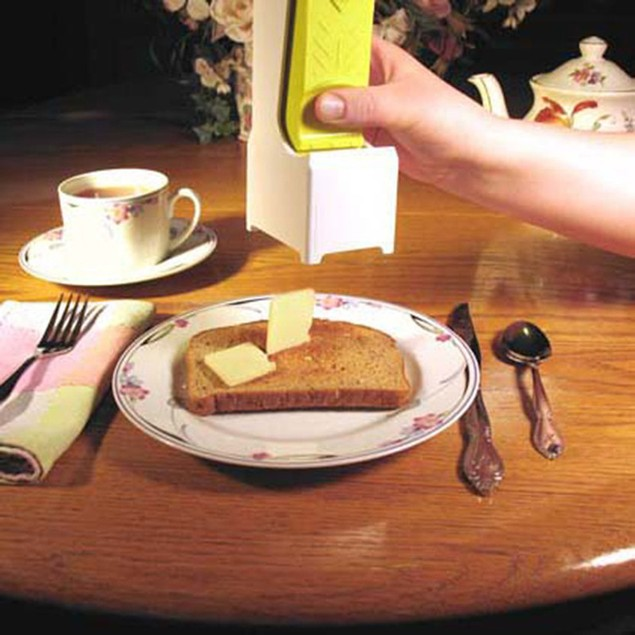 Butter & Cheese One-Click Slicer