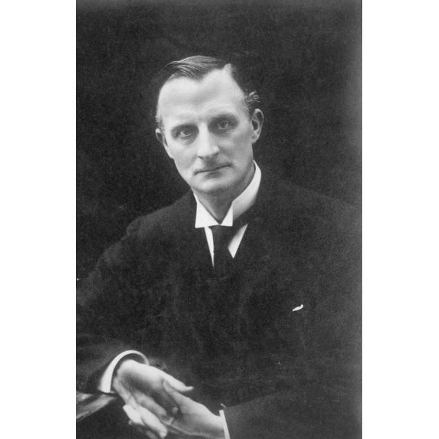Sir Edward Grey (1826-1933). /Nenglish Statesman; Viscount Grey Of Fallodon