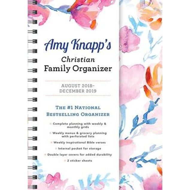 Amy Knapps Christian Family Organizer, Family Organizer by Calendars
