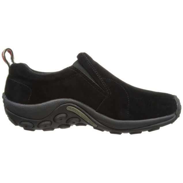 WOMEN'S MERRELL midnight black (J60826) - Jungle Moc Size: 5.5m (22.5c