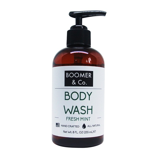 Boomer & Co. Body Wash