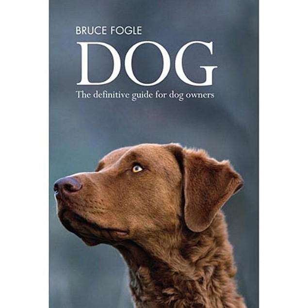 Dog: The Definitive Guide for Dog Owners Book, Assorted Dogs by Firefly Boo