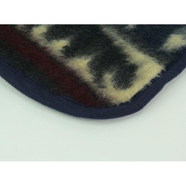 Yuma Bear Wildlife Plush Fleece Standard Pillow Throw Blankets
