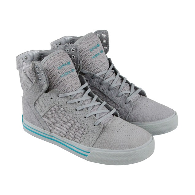 Supra Mens Skytop Sneakers Shoes