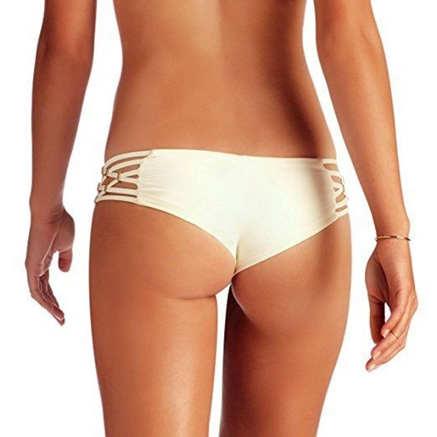 Vitamin A Swimwear Women's Amber Boyshort SZ 10/L