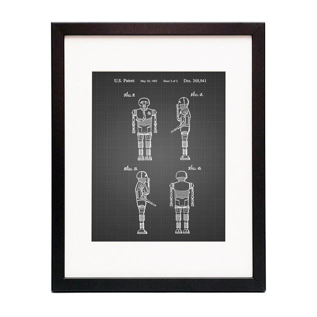 Star Wars Medical Droid Poster