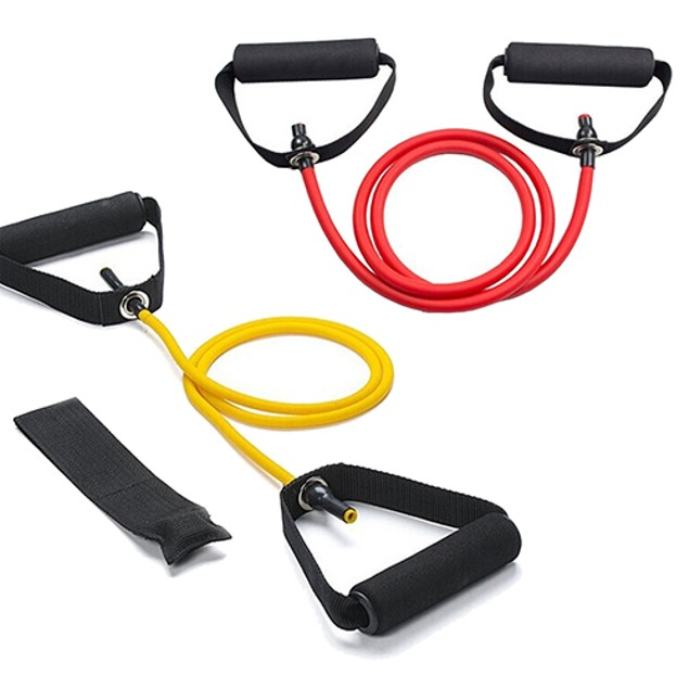 Yoga Resistance Training Bands Body Building Exercise Equipment