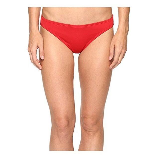 MICHAEL Michael Kors Women's Villa Del Mar Classic Bikini Bottom SZ M