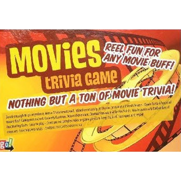 Movies Trivia Game, More Games by Go! Games