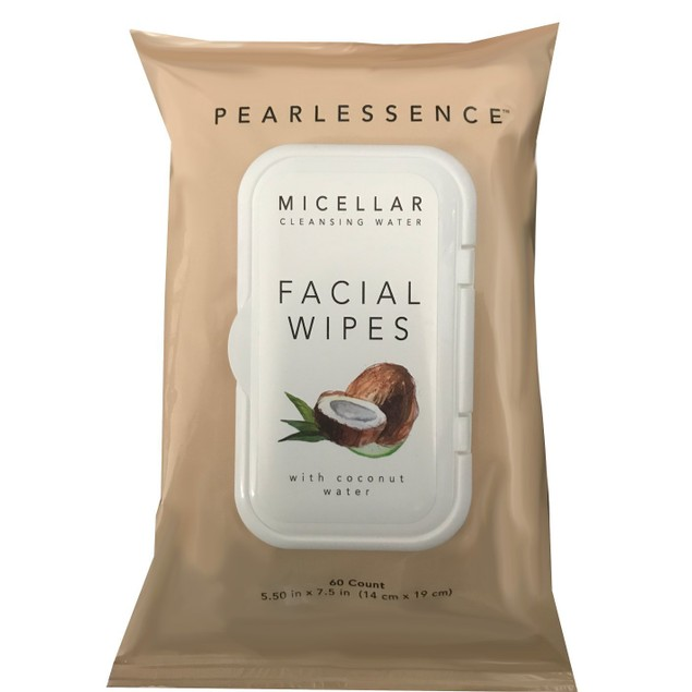 Micellar Cleansing Facial Makeup Remover Wipes 3Bundles 3pk / 180ct