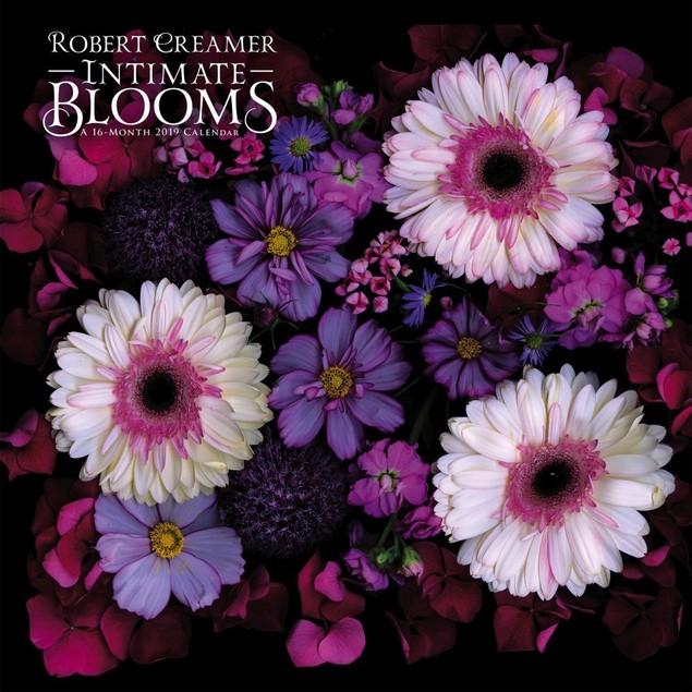 Intimate Blooms - Robert Creamer Wall Calendar, More Flowers by Calendars