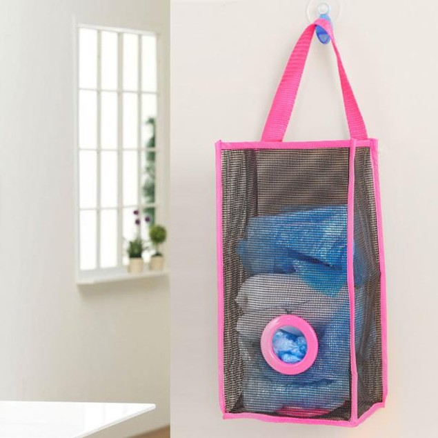 House Multifunctional Folding Storage Garbage Bag Garbage