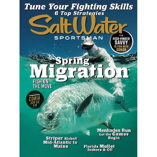 Salt Water Sportsman Magazine Subscription