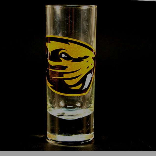 "Oregon State Beavers NCAA ""Hype"" Tall Shot Glass"