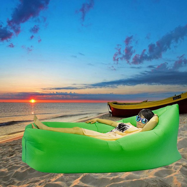 Outdoor Waterproof Inflatable Lounger