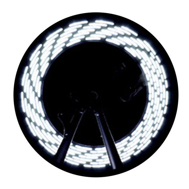Bicycle Bike Wheel LED Lights Tire Valve Lamp Gas Lamp
