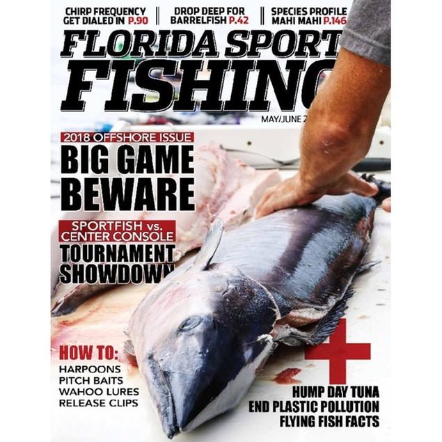 Florida Sport Fishing Magazine Subscription