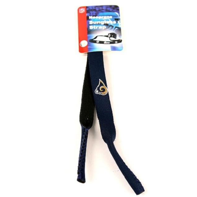 St. Louis Rams NFL Neoprene Strap For Sunglasses/Eye Glasses