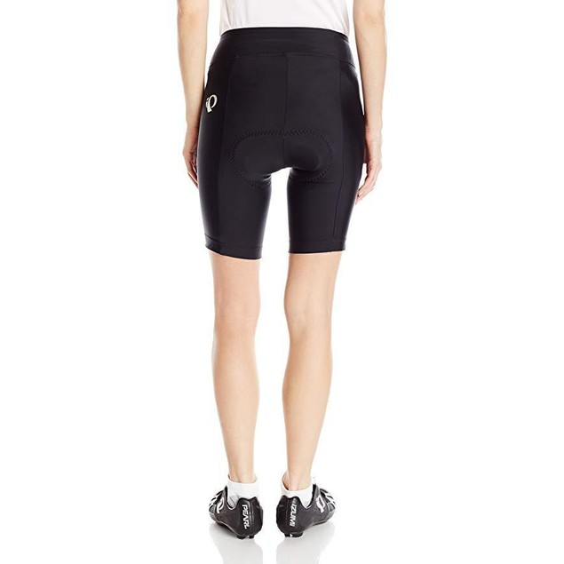 Pearl iZUMi Women's Escape Quest Cycling Shorts, Black, SZ Small