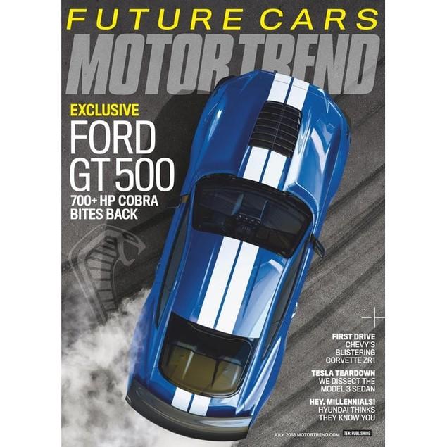 Motor Trend Magazine Subscription