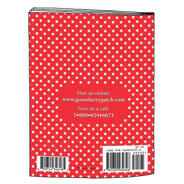 Gooseberry Patch Pocket Planner, Cooking by National Book Network