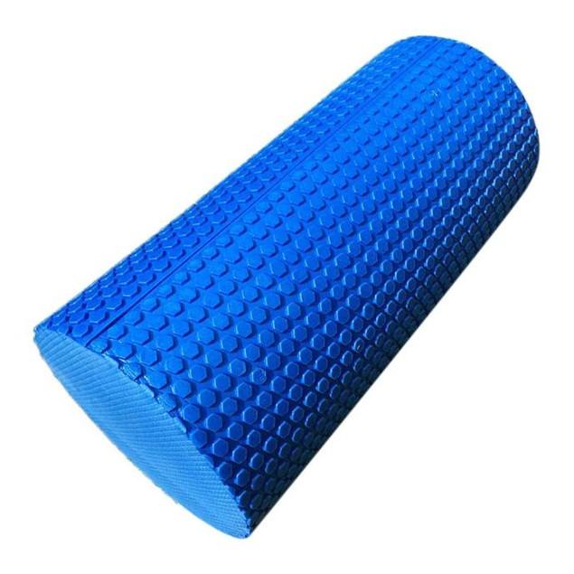 30cm Yoga Pilates Massage Fitness Gym Trigger Point Exercise Foam Roller