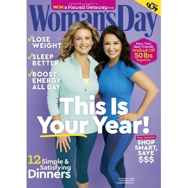 Woman's Day Magazine Subscription