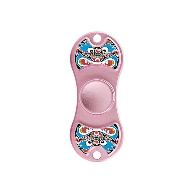 EDC Fidget Spinner Aluminum Alloy Finger Toy Focus ADHD Autism Hand Toy
