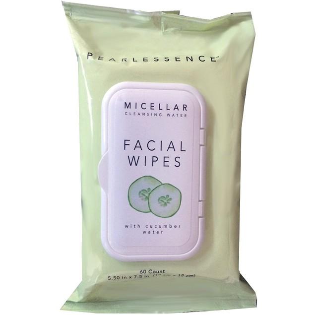 Micellar Cleansing Facial Makeup Remover Wipes 3Bundles 3pk / 180ct