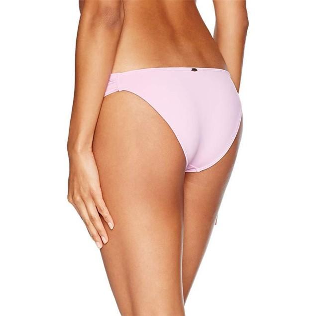 O'Neill Women's Salt Water Solids Tab Side Bikini Bottom, Bright Urchi