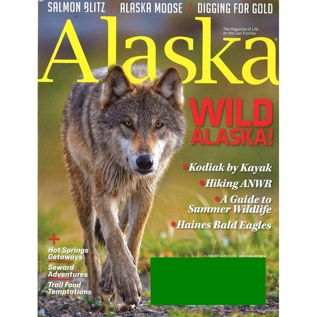 Alaska Magazine Subscription