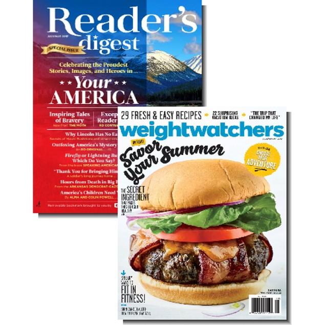 Weight Watchers & Reader's Digest Bundle