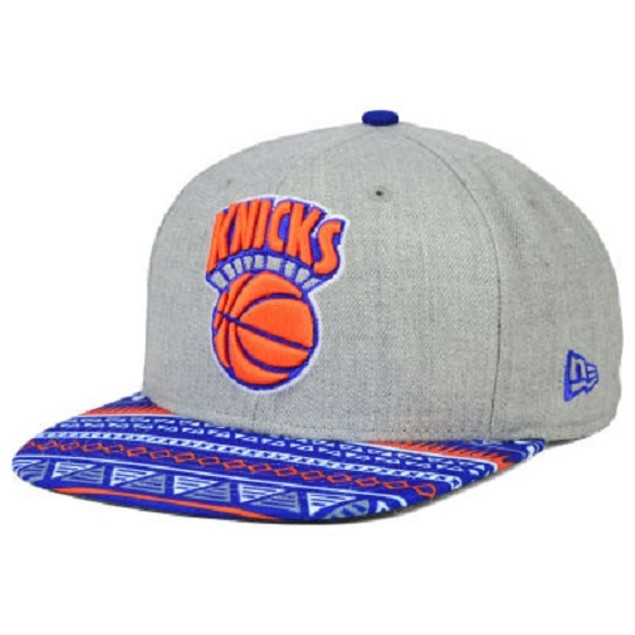"New York Knicks NBA New Era 9Fifty ""Neon Mash Up"" Snapback Hat"