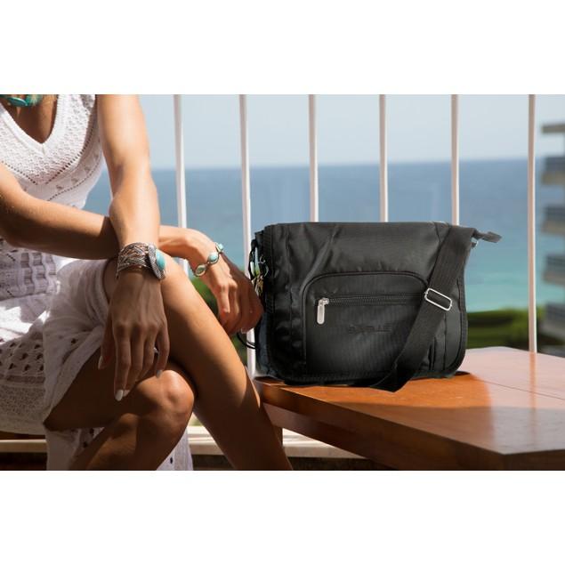 Suvelle Flapper Travel Crossbody Bag, Handbag, Purse, Shoulder Bag