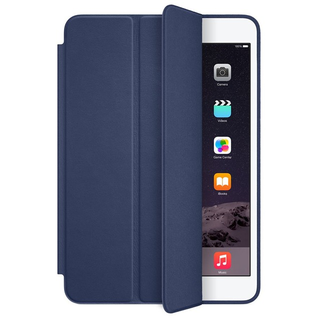 For iPad mini 1 2 3 Retina Smart Case Slim Stand Leather Cover Skin