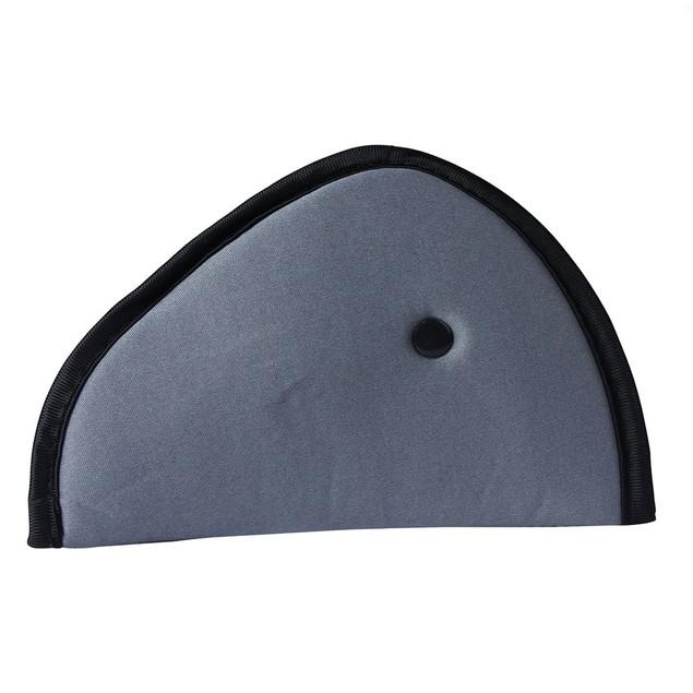 Children Car Safety Cover Strap Adjuster Pad Harness Seat Belt Clip BK