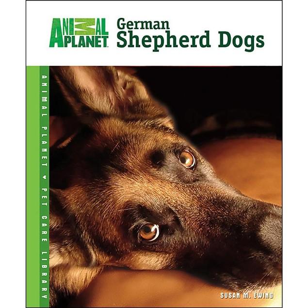 Animal Planet German Shepherd Dogs Book, German Shepherd by TFH Publication