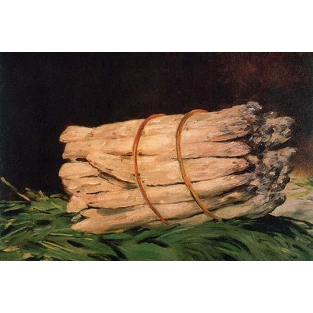 Asparagus .  High quality vintage art reproduction by Buyenlarge.  One of m
